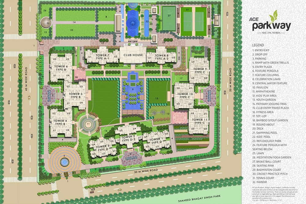 luxury homes in noida expressway
